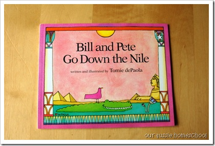 Bill & Pete Go Down the Nile