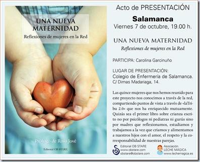 presentación UNM Salamanca