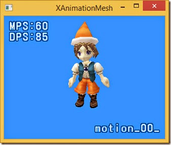 Drag and drop kobito.x onto XAnimationMesh.exe to view the animation