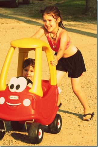 sissy car