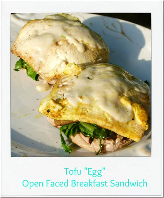 tofu egg polo