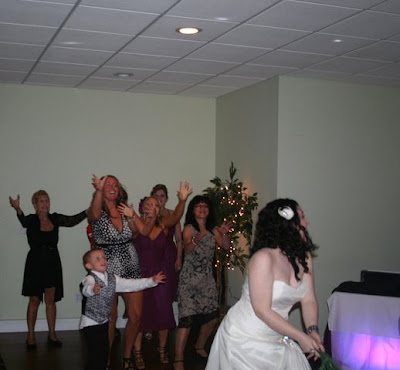 Wedding Venue on Wedding Venue  Throwing The Bouquet Is Always Fun  Heaven Sent Wedding