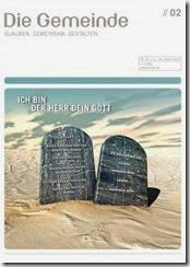 Titelseite der Zeitschrift / Ausgabe 02/2014 - (C) Oncken Verlag