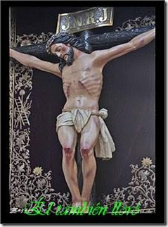 CRISTO cruccificado-ElTambienLloro-0601.-VIGO
