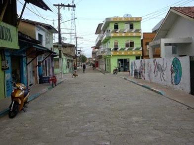 Rua Severino Leão - Lomoeiro do Ajuru, foto di Amilcar Castro dos Santos