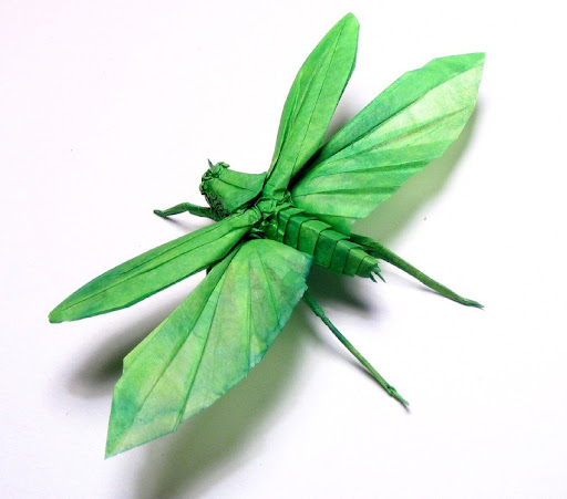 Origami Art Of Brian Chan Amusing Planet