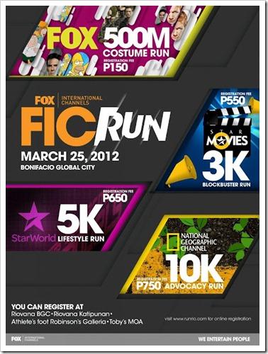 FIC Run