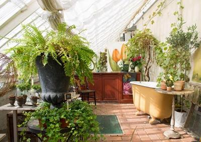 Överjärva växthus, kopia