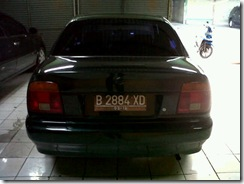 Di Jual SUZUKI BALENO TH 97 Manual 1