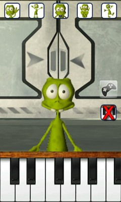 Descargar Talking Alan Alien para celulares gratis