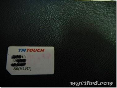TM Touch