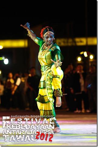 festival kebudayaan antarabangsa tawau 2012-11