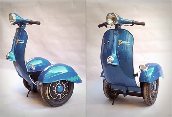 Vespa Zero Scooter 05