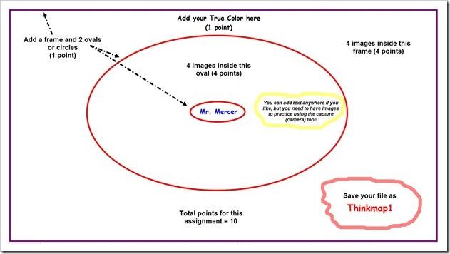 Thinkmap1 rubric
