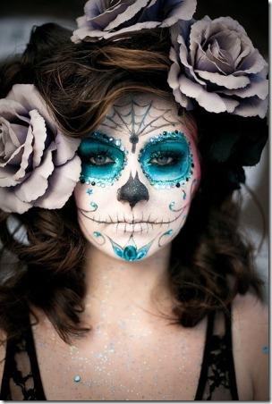 maquillaje de catrina todohalloween (9)