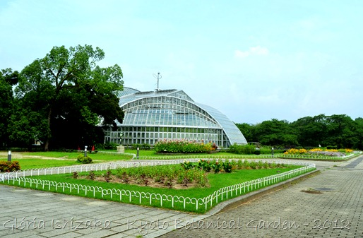 Gloria Ishizaka - Jardim Botanico de Kyoto 2012 - 1