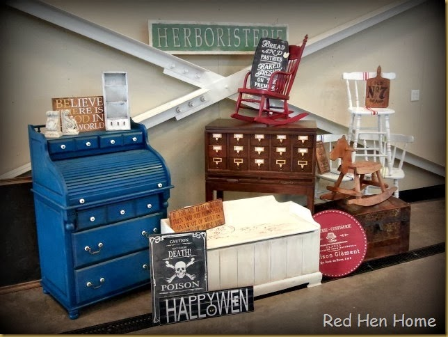 Red Hen Home October Market 2