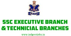 ssc Executive Branch & Technical Branches