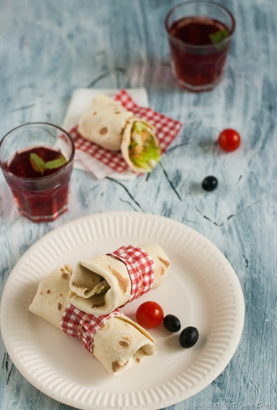 Veggie tortilla wraps-6