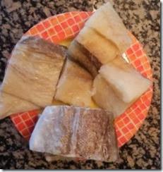 Bacalhau português sem polifosfatos. Dez.2013