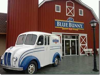 Old Blue Bunny Museum