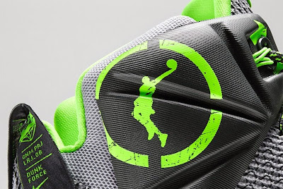 nike lebron 12 gr dunkman 4 09 dunkforce Nike LeBron 12 Dunk Force Official Look and Release Information