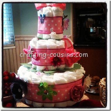 Diaper Cake (5)