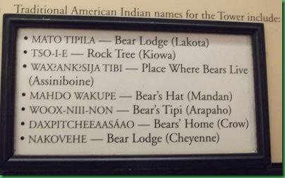 Bear Lodge - Sundance WY 013A