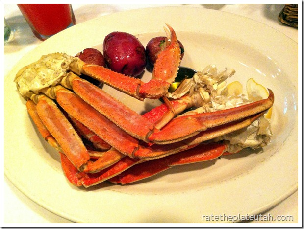 Fulton's Crab House Snow Crab