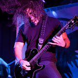 Tony Ari of The Fail Safe Project.  Monk's in Missoula, Mont., September 13th, 2012.