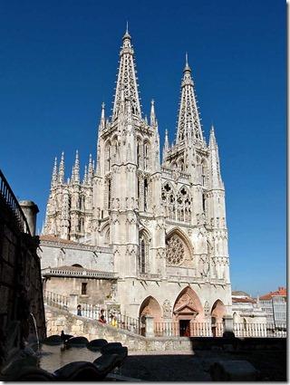burgos cathedrale
