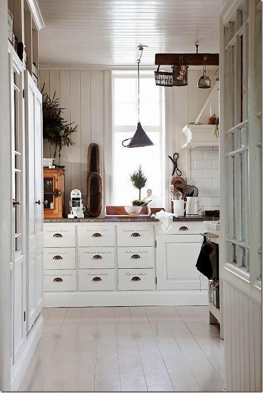 case e interni - stile scandinavo - country chic - bianco (2)