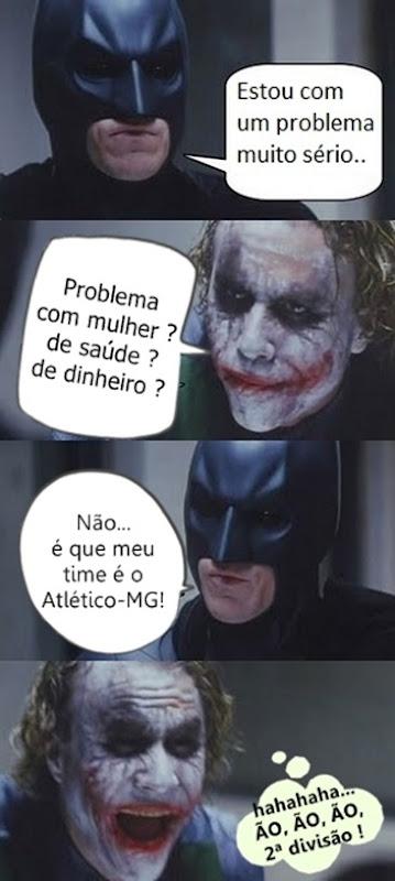 ÃO ÃO ÃO 2ª divisão - Galo, Atlético-MG