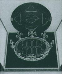 Queen Victoria's Regal Circlet - Diamonds