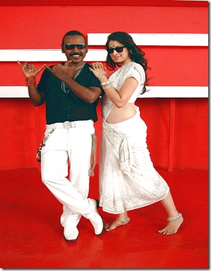 Raghava Lawrence, Lakshmi Rai Hot Kanchana Movie Stills