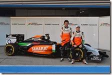 Force India VJM 07