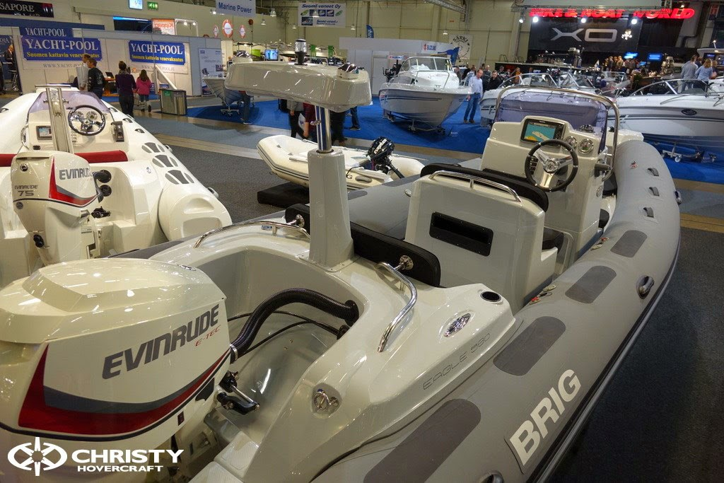 Helsinki International Boat Show 2014 | фото №24