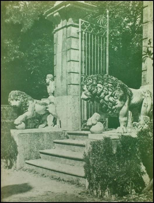 Jardín de Monforte años 50