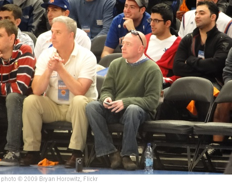'Tommy Dee from the Knicks Blog' photo (c) 2009, Bryan Horowitz - license: http://creativecommons.org/licenses/by-sa/2.0/