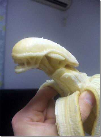 platano alien