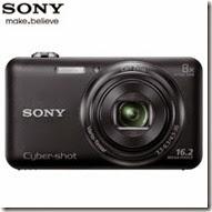 Ebay:Sony Cyber-shot DSC-WX80 16.2 Megapixels Digital Camera at Rs.6310