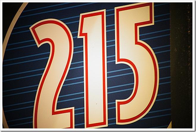 Number 215