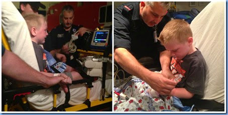 Brody Surgery - Ambulance