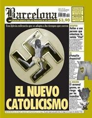 violéncia contra la glèisa catolica