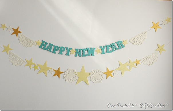Sizzix Big Shot - New Years Eve Party (1)