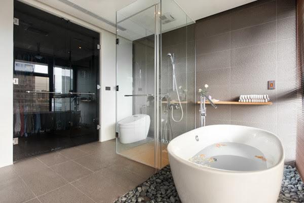 bañera-blanca