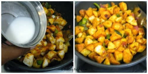 How to prepare chilli idli fry