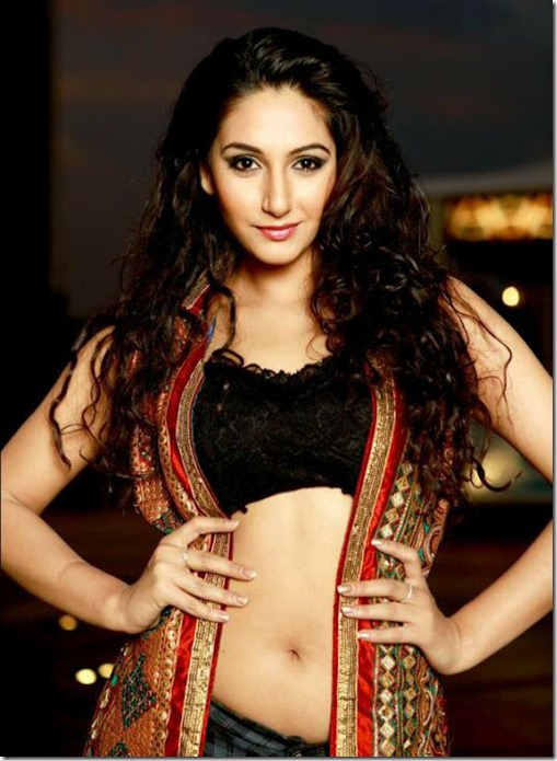 Ragini-Dwivedi-latest-hot-navel-pic