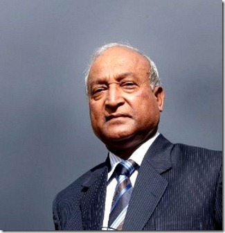 Joseph Francis - CLAAS Director Pakistan