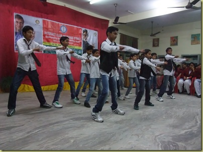 Gangland Dance